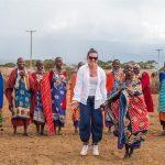 Petra Fruk - Restless Girl: Kakšno obutev nosi pleme Masaji?