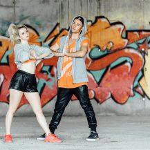 Deichmann pleše hip hop