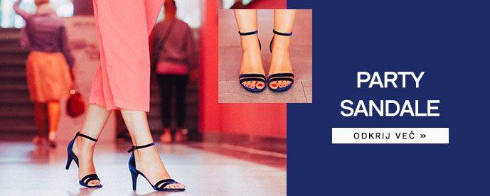 Sandale s petko