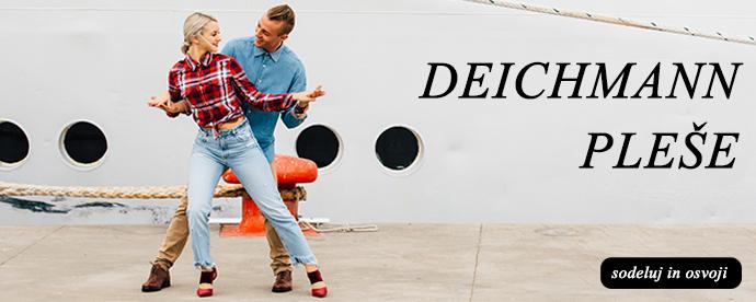 Deichmann pleše